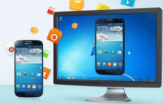 Control Android Smart Phone From Your PC or MAC By using Mobizen - A Review 1