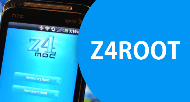 Download Z4Root APK for Android Devices