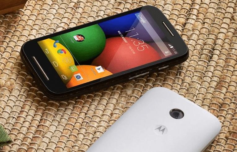 Hard Reset Motorola Moto E