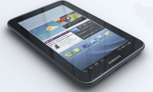 How to Update Galaxy Tab 2 7.0 P3100 to Android 5.0.2 SlimLP Lollipop Custom ROM 9