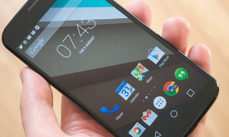 Install Android 5.0.2 Lollipop on Moto G 2013 via Official CyanogenMod 12 Nightly ROM 1