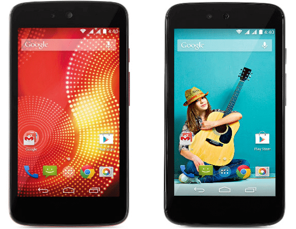Flash Android 5.1 Lollipop on Android One Devices with CM12.1 ROM
