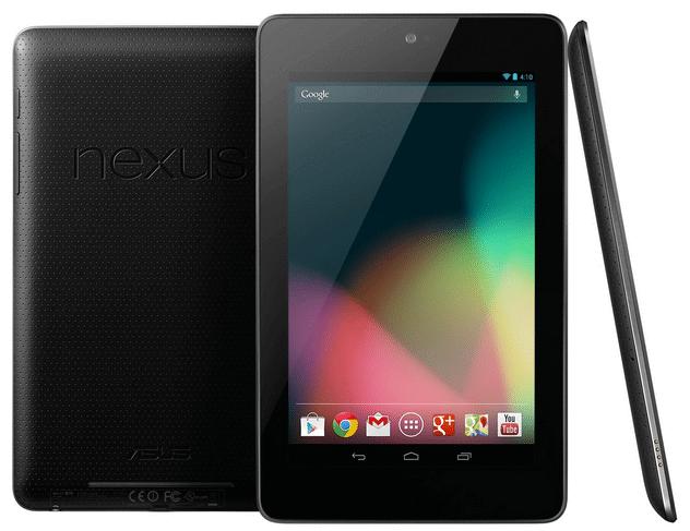 Install Android 5.1 Lollipop build LMY47D OTA  update on Nexus 7 2012