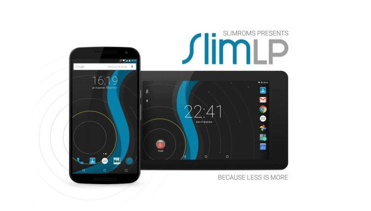 Android 5.1.1 Lollipop SlimLP ROM