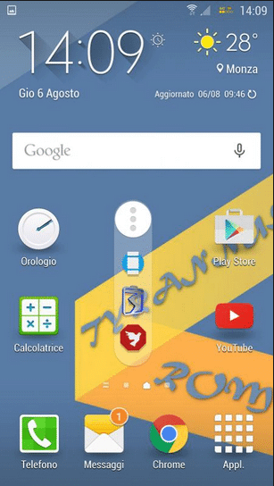 Get Android 5.1.1 Tyrannus Lollipop Custom ROM on Galaxy S6 G920F