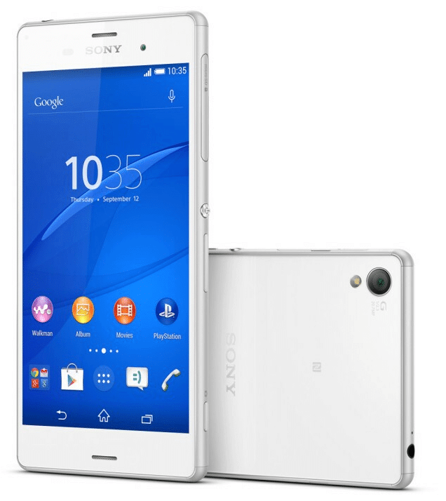 Update Xperia Z3 to Android 5.1.1 Moonbreakers Lollipop Custom ROM