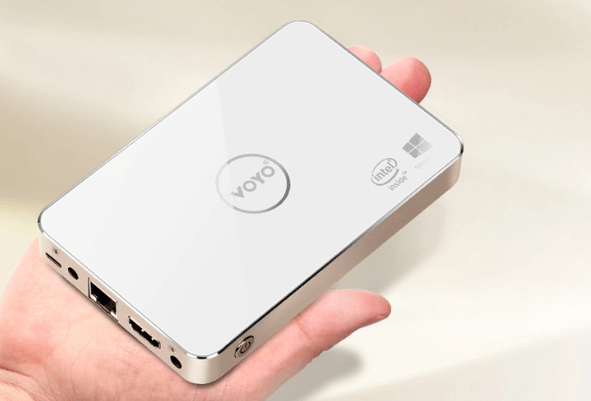 Voyo V2 Mini PC Preview