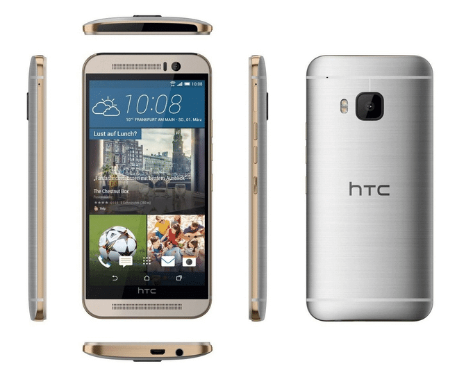 How to flash Android 5.1.1 Candy5 Lollipop ROM on HTC One M9