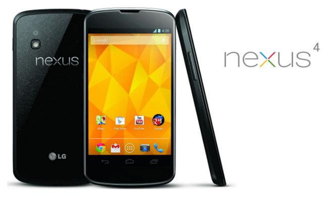 Install Android 6.0 Marshmallow AOSP Custom ROM on Nexus 4 D820 & D821