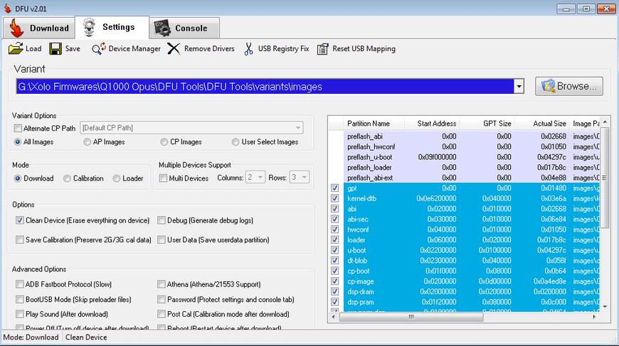 select-firmware-in-dfu