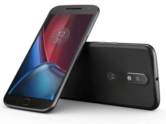 Moto G4 Plus Official Android 7.0 Nougat
