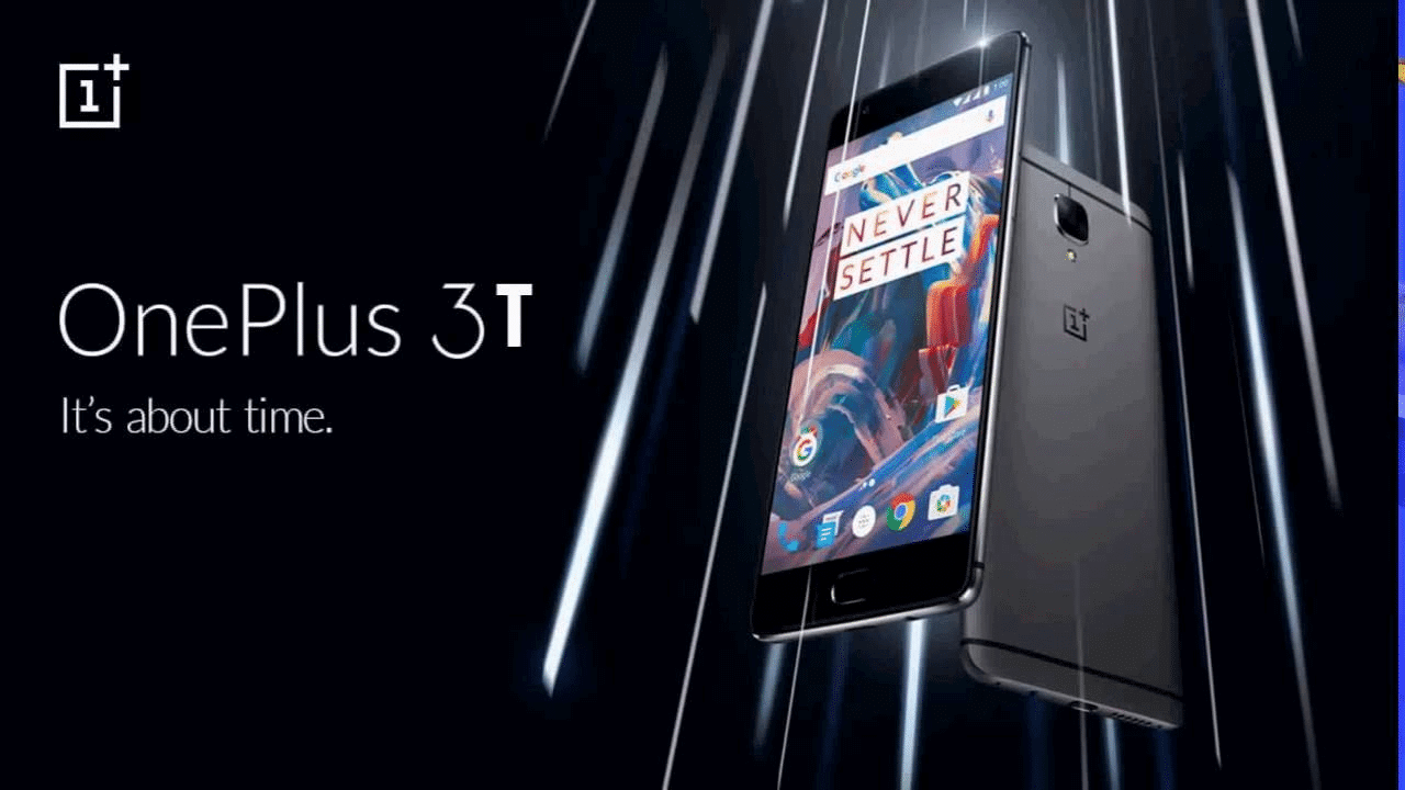 How to Install Oxygen OS 3.5.3 OTA Official Update on OnePlus 3T 1