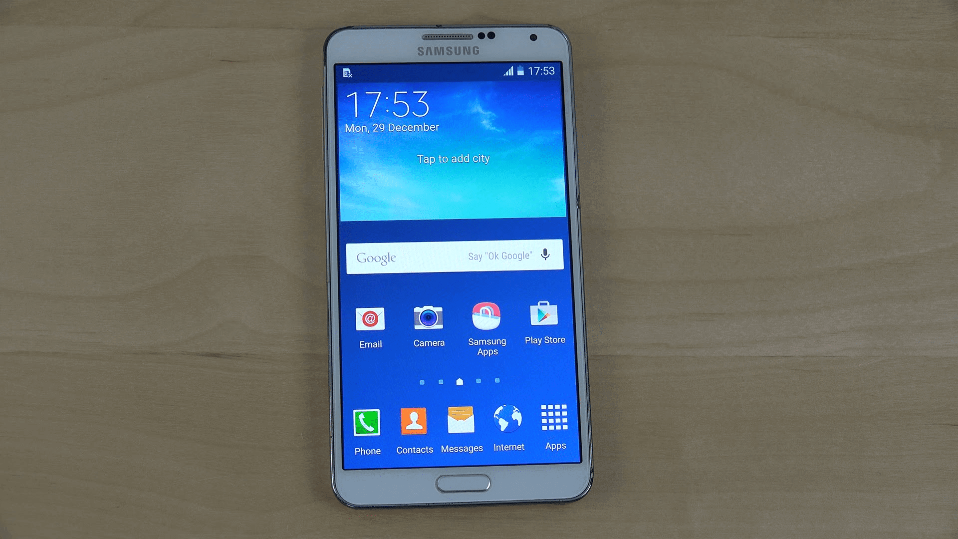 How To Update Note 3 N900 To Android 7.1.1 Nougat LineageOS 14.1 Custom ROM 1