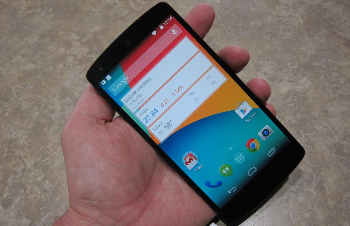 How To Update LG Nexus 5 to Android 7.1.1 ResurrectionRemix Nougat Custom ROM 1
