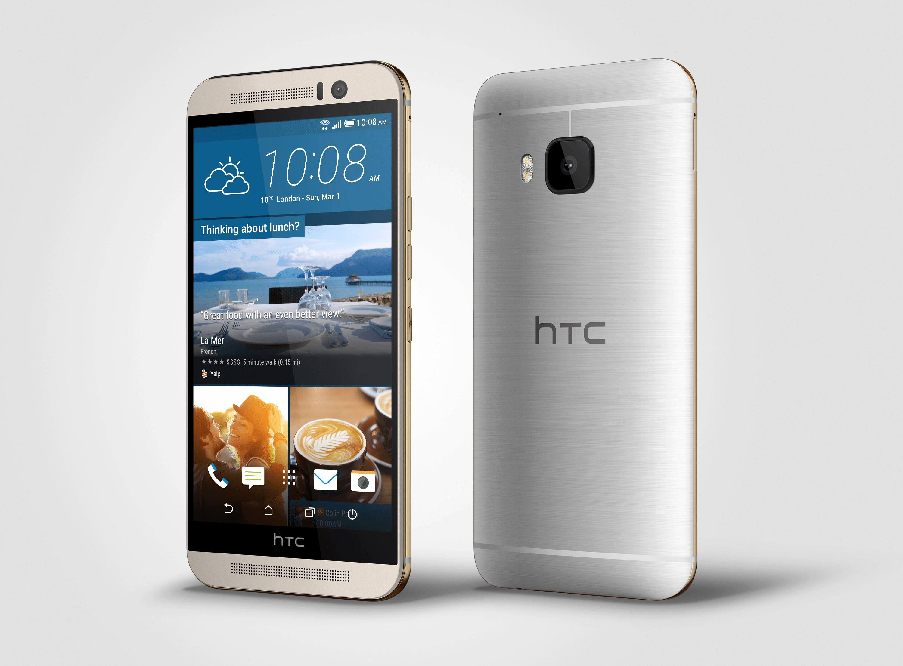How To Install crDroid Android 7.1.1 Nougat Custom ROM On HTC One M9 1