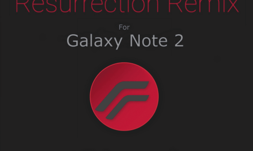 Install ResurrectionRemix Android 7.1.1 Nougat Custom ROM On Galaxy Note 2 N7100 2