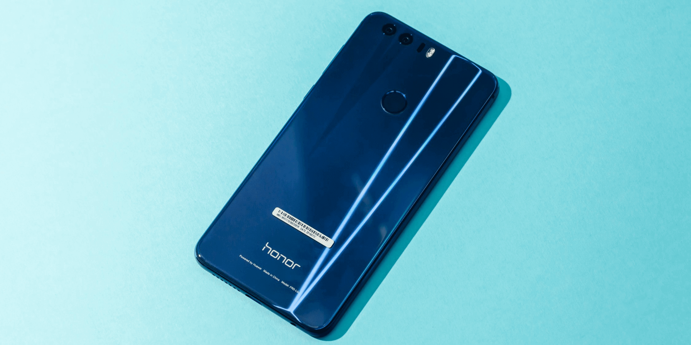 Update Honor 8 Smart To B301 Official Update Android 7.0 Nougat 1
