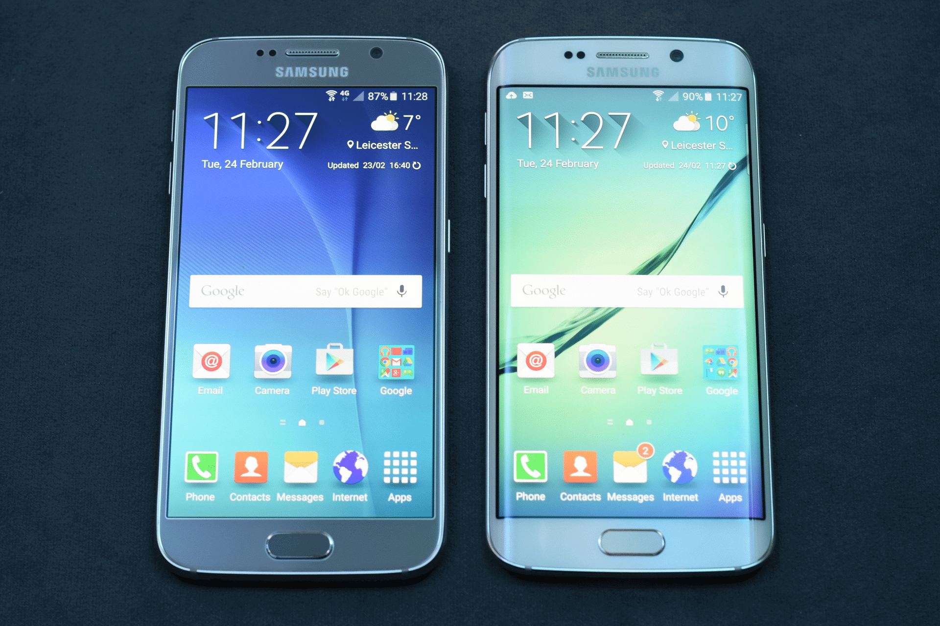 Update Samsung Galaxy S6 and S6 Edge To Android 7.0 Nougat Official Firmware 1
