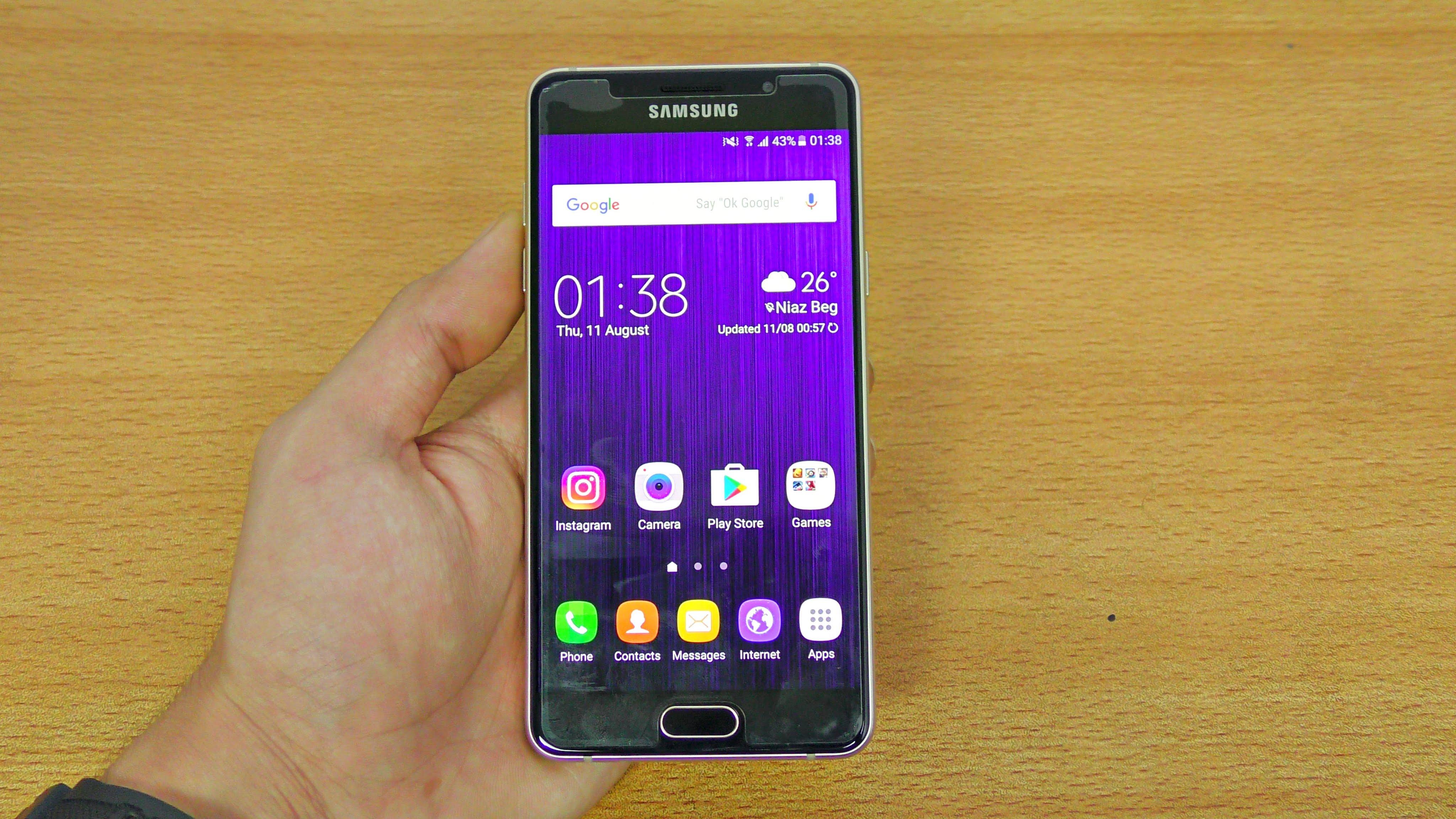 Install XXU4CQDK Android 7.0 Nougat On Galaxy A5 2016 SM-A510F 1