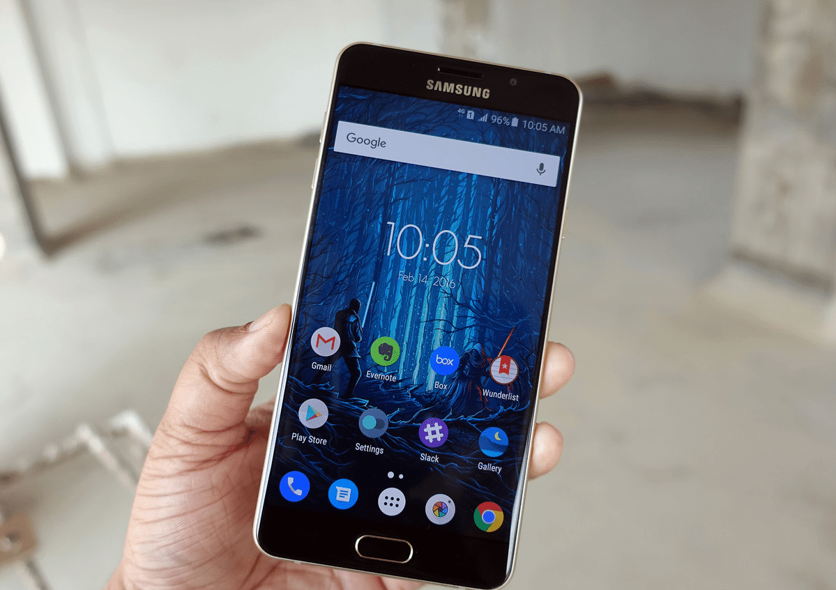 Install XXU2CQDC Android 7.0 Nougat Official Firmware On Galaxy A7 SM-A710F 1