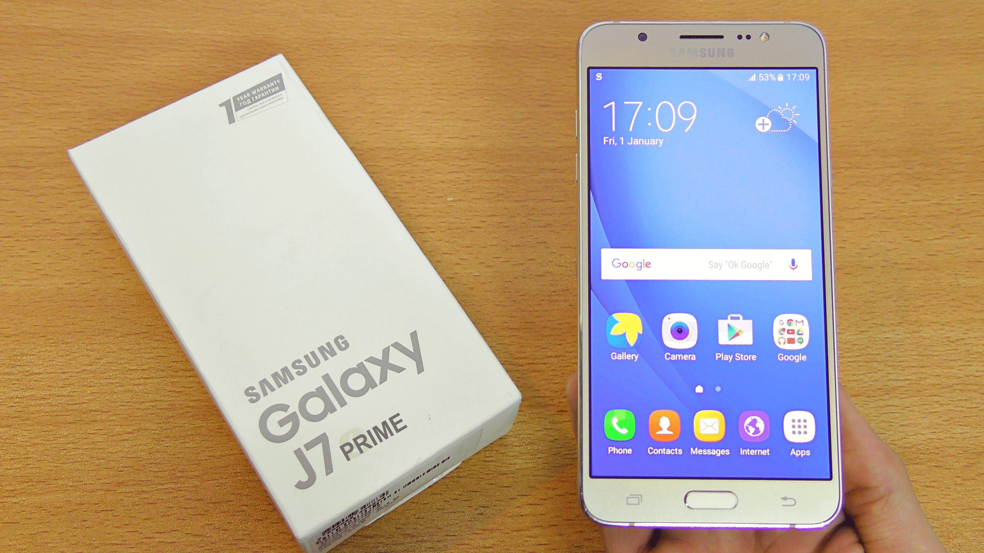 Install XXU1AQE4 Android 6.0.1 Marshmallow on Samsung Galaxy J7 Prime 1