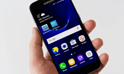 Install Android 7.1.2 Nougat On Galaxy S7 SM-G935F Via crDroid Custom ROM 1