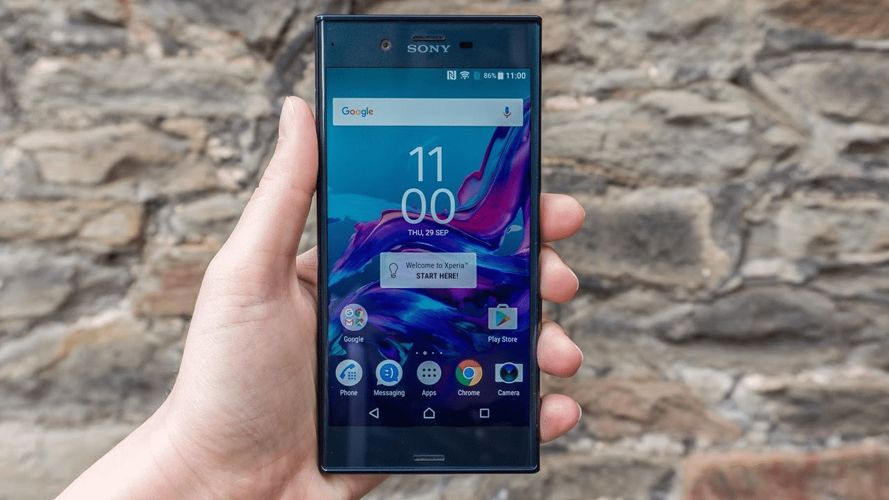 Install 41.2.A.2.223 Android 7.1.1 Nougat on Sony Xperia XZ (G8231 / G8232) 1