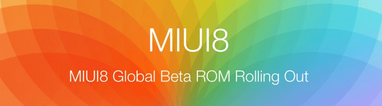 Download MIUI 8 Global Stable ROM (Fastboot Recovery) for Xiaomi Devices