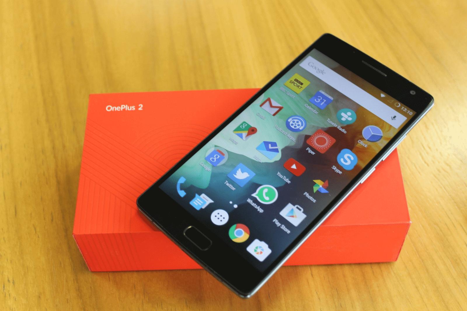 Install Android 7.1.2 Nougat on OnePlus 2 via ResurrectionRemix Custom ROM 1