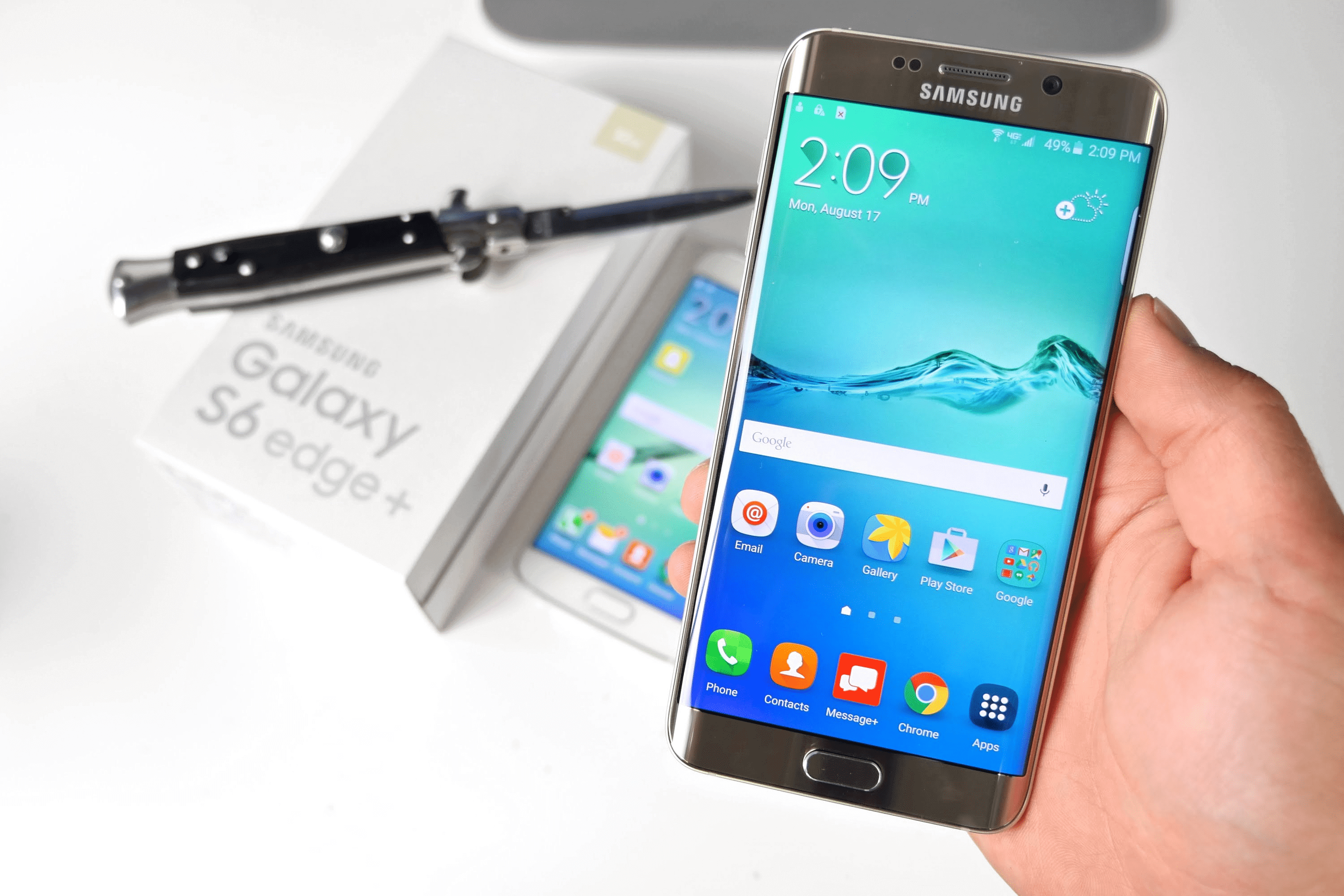 Install XXS3CQE4 May Security Patch on Samsung Galaxy S6 Edge Plus 1