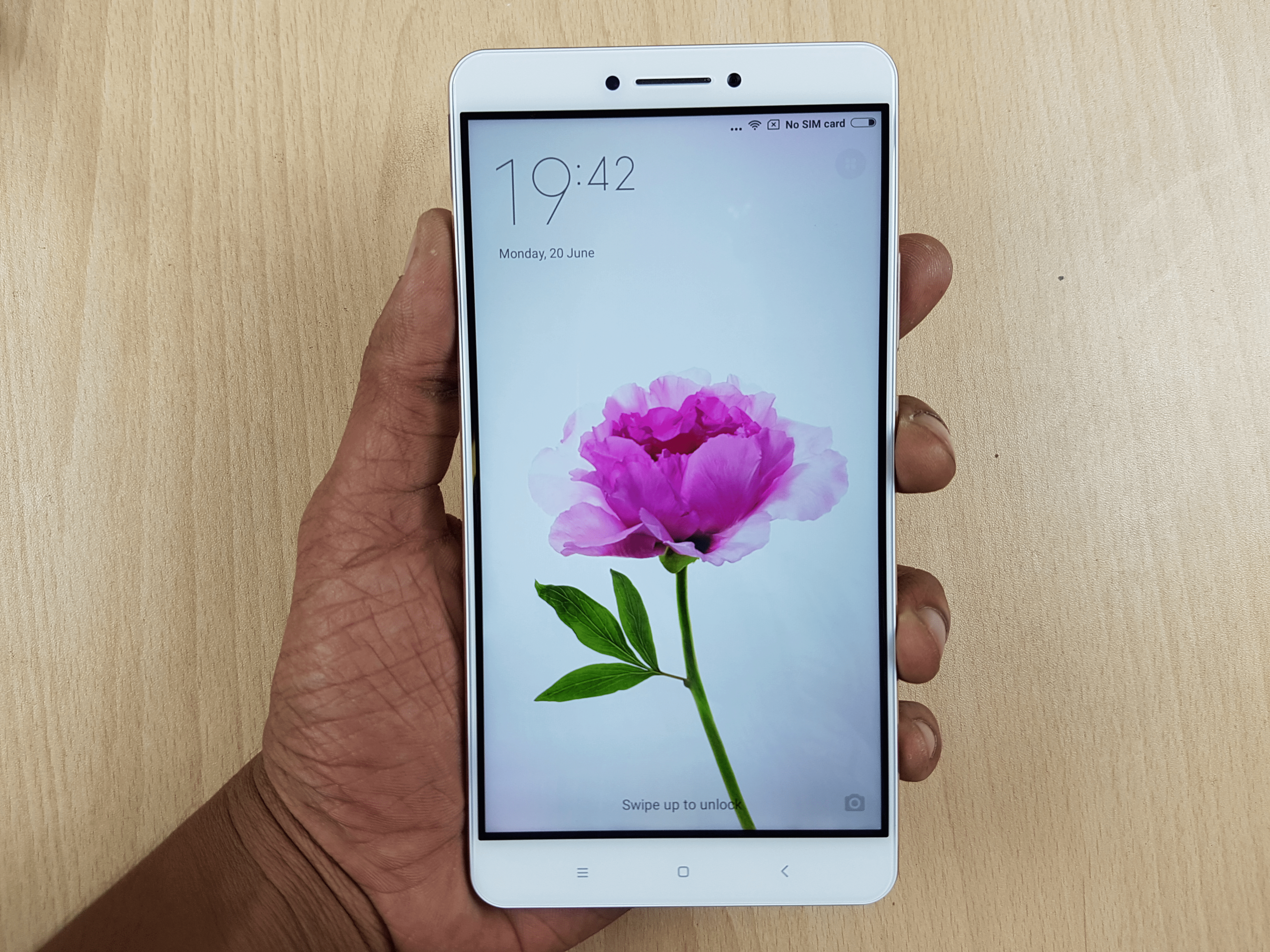 Install Android 7.1.1 Nougat Based MIUI 8.5.10.0 Global Stable ROM On Xioami Mi Max 2 1