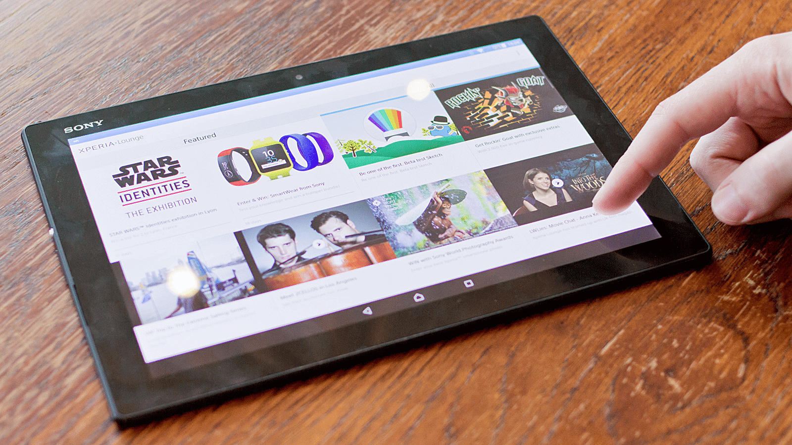 Install 32.4.A.0.160 Android 7.1.1 Nougat Official Update On Xperia Z4 Tablet 1