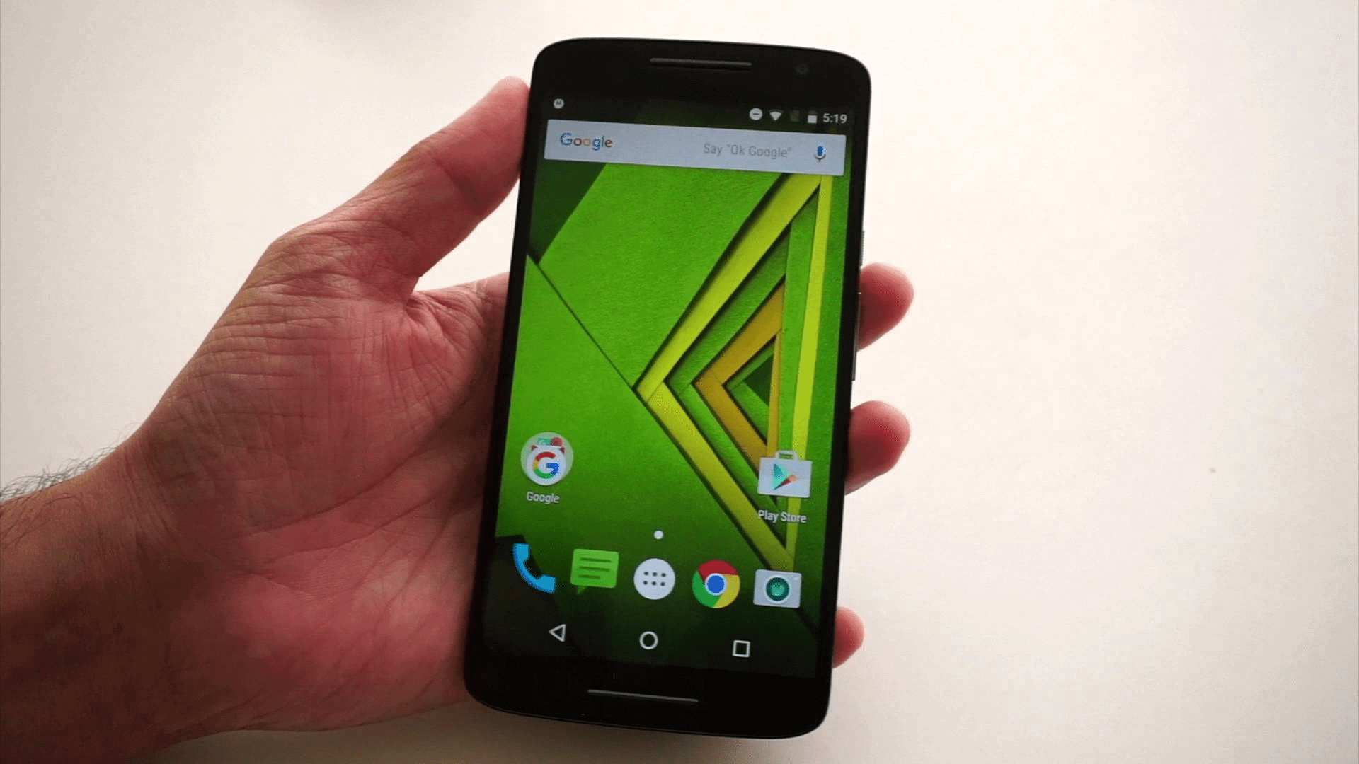 How to Install Android 7.1.1 Nougat Official Firmware on Moto X Play 1