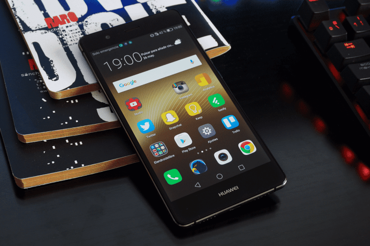 Install Android 7.1.2 Nougat on Huawei P9 Lite [Lineage OS 14.1] 1