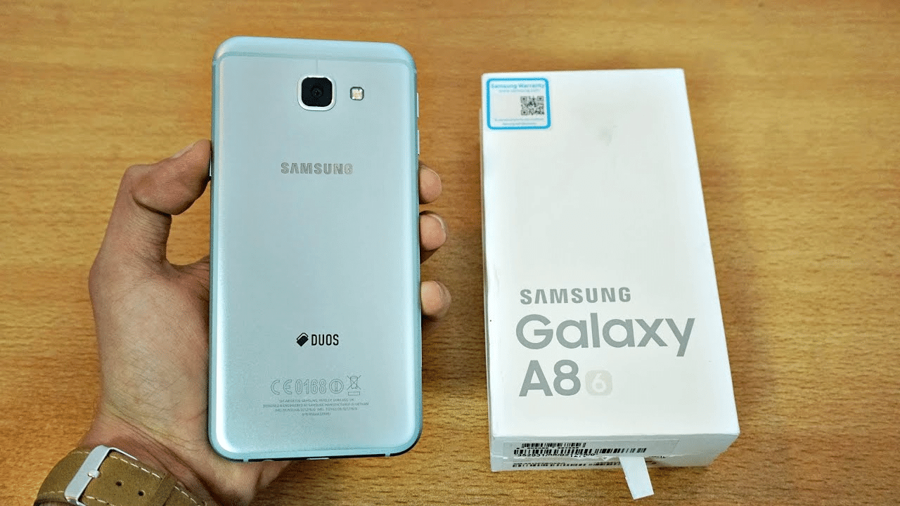 Galaxy A8 2016 updated on Android 7.0 Nougat official update