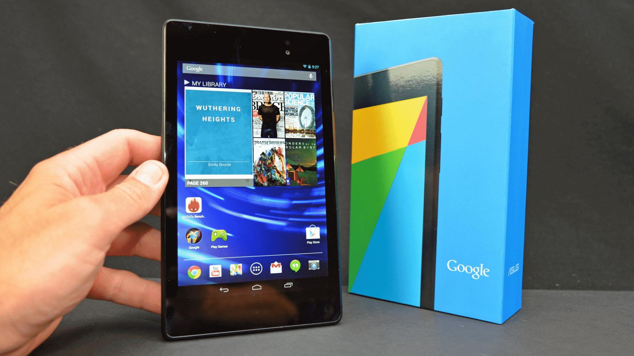 How to Install AOSP Android 7.1.2 Nougat Custom ROM On Nexus 7 (2013) 1
