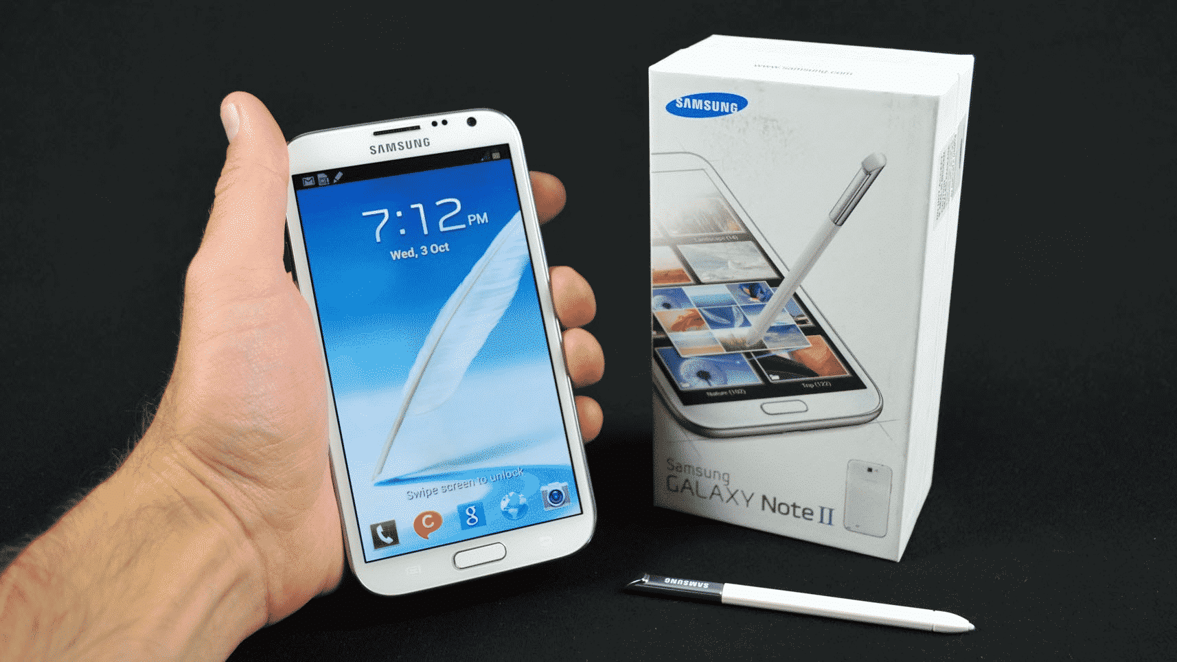 Android 7.1.2 Resurrection Remix Nougat Custom ROM on Galaxy Note 2