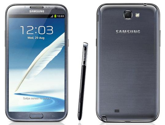 Samsung Galaxy Note 2 7100 Custom ROM Download