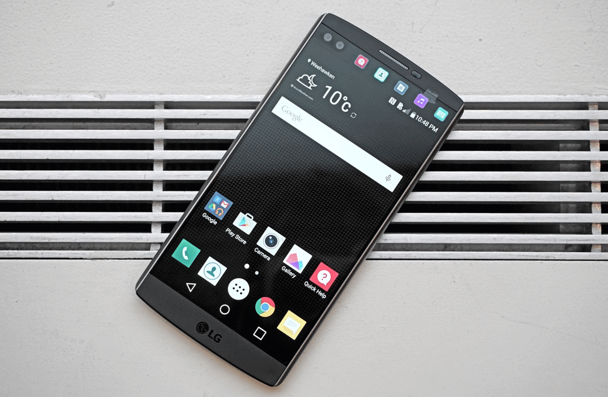 T-Mobile LG V10 updated Android 7. Nougat official update 11