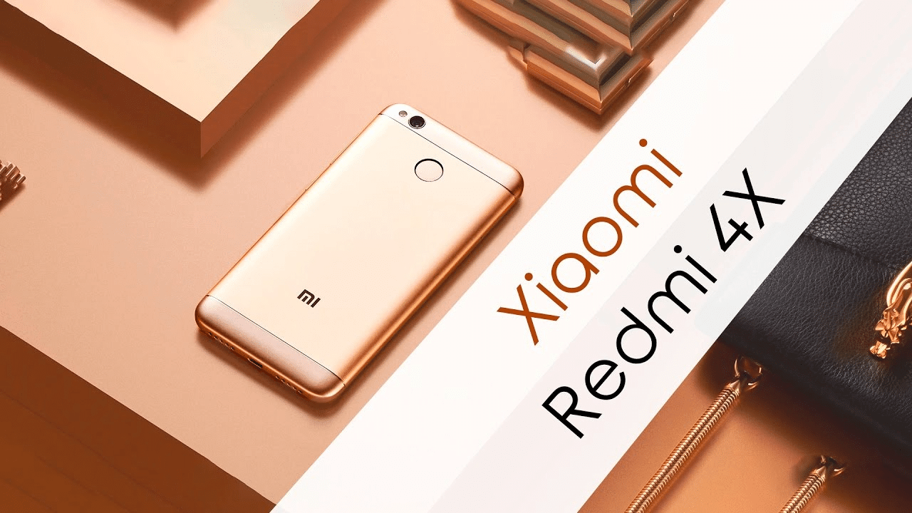 Xiaomi Redmi 4X updated Android 7.1.2 Nougat ROM