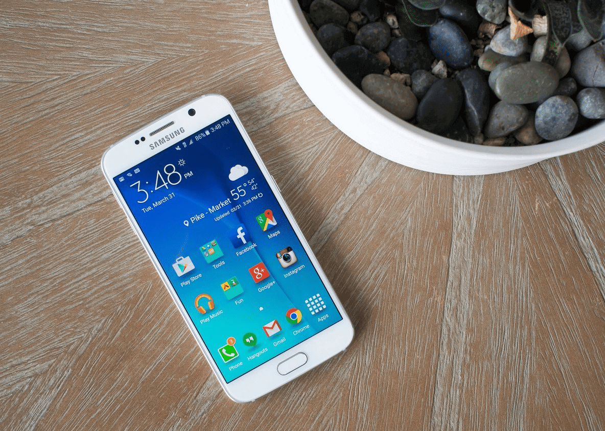 Galaxy S6 updated Android 8.0 Oreo AOSP ROM