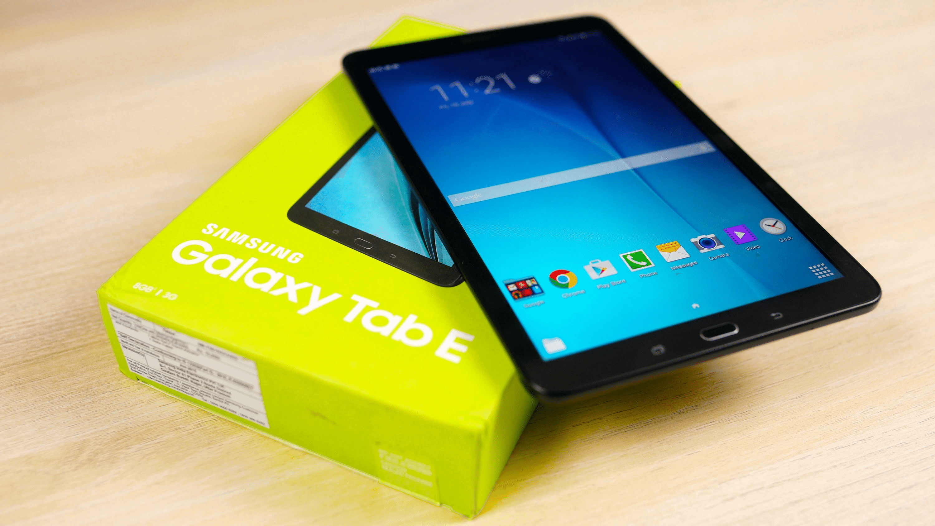 Galaxy Tab E updated on Android 7.1.1 Npougat official udpate 11