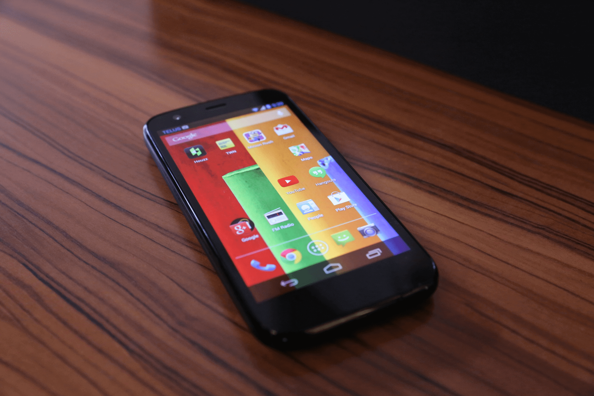 MOTO G 2013 Updated Android 8.0 Oreo Lineage OS 15 ROM 11