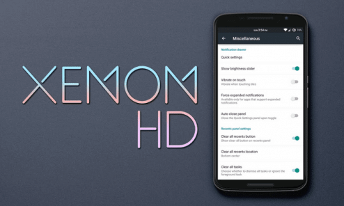 Update Galaxy S2 to XenonHD Android 7.1.2 Nougat Custom ROM