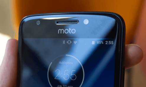 Update Motorola Moto E4 to Android 7.1.2 Nougat via Resurrection Remix Custom ROM 2