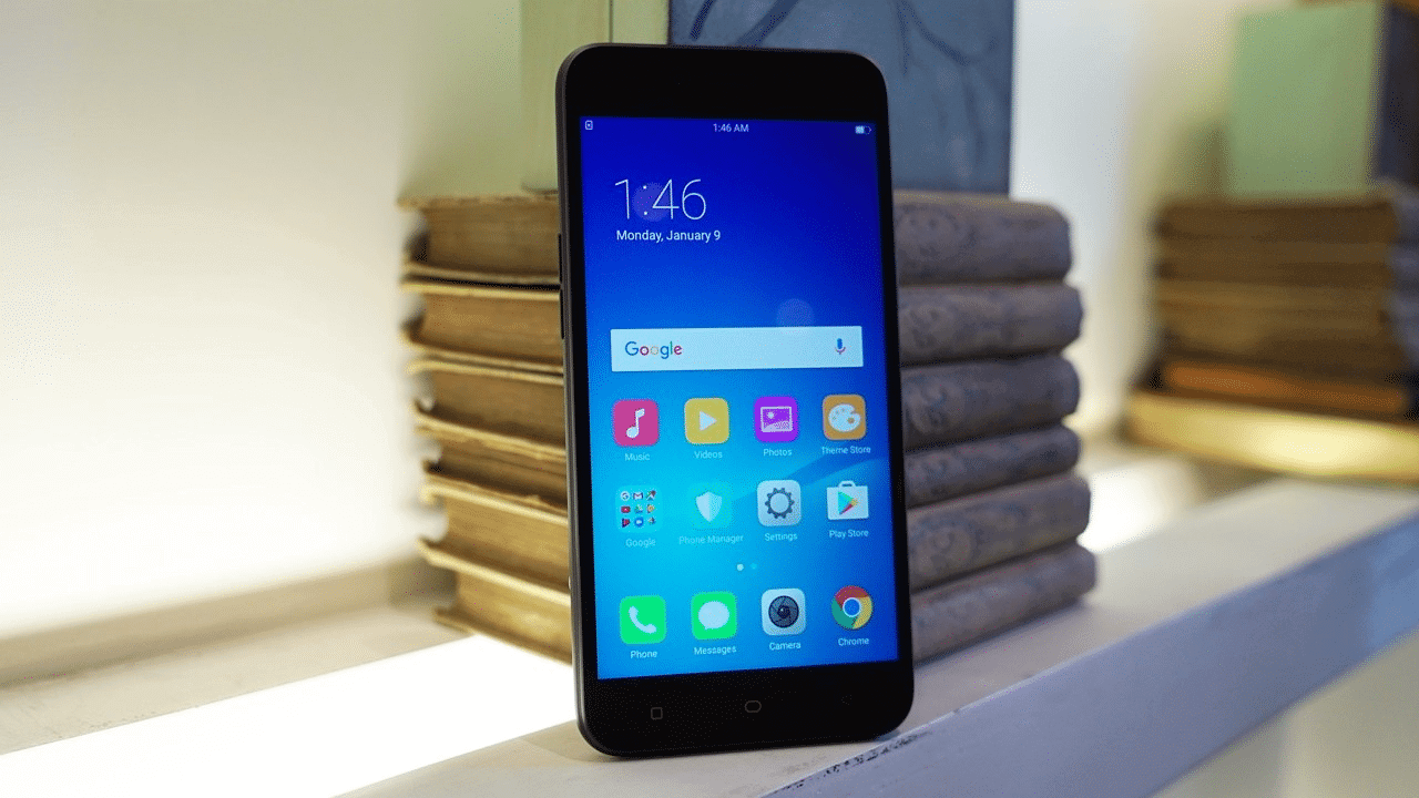 Oppo A71 updated on Android 7.1.1 Nougat official update 11