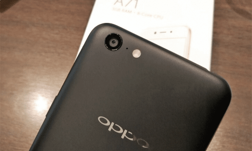 Oppo A71 updated on Android 7.1.1 Nougat official update