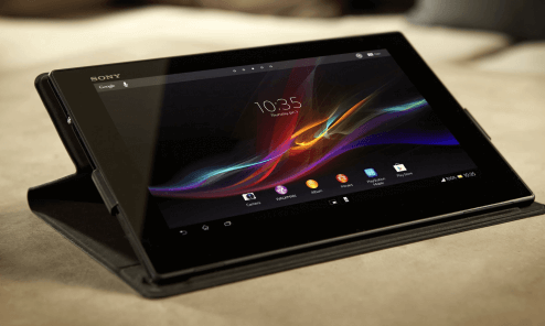 Sony Xperia Z Tablet updated Android 7.1.2 Nougat lineage OS 14.1 ROM 11