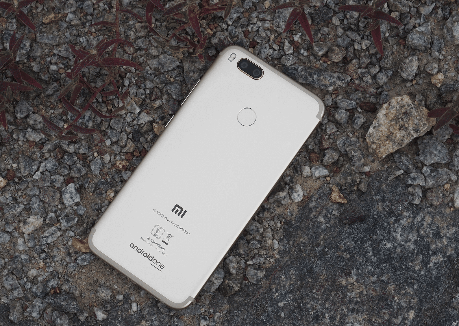 Xiaomi Mi A1 updated on Android 7.1 Nougat official update 11