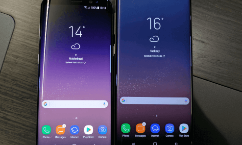 AT&T Galaxy S8 and S8 Plus update Android 8.0 Oreo official update